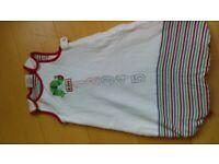 Hungry Caterpillar sleeping bag age 0-6 months