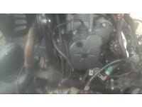 aprillia rs4 engine **low milage**125cc