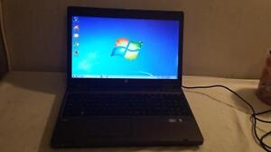 """Used 15"""" HP Probook 6560b Business Laptop with Intel Core i5 Processor,  HDMI and Wireless for Sale (Can deliver )"""