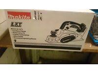 Brand new: Makita planer for sale DKP180Z
