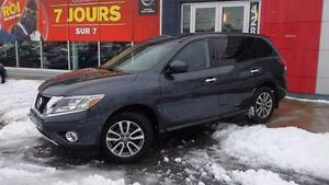 2014 Nissan Pathfinder S / AWD / AIR / CRUISE / GR. ELECTRIQUE