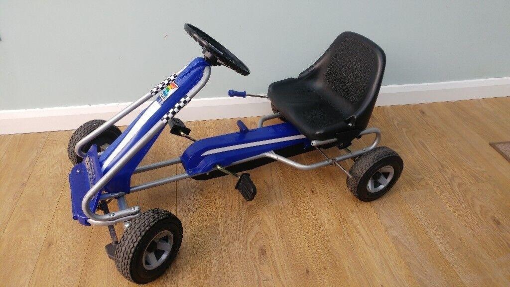 Pedal Go Kart Kettler Original Kettcar