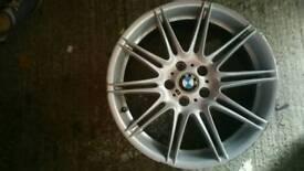 1x bmw alloy rim 19inch