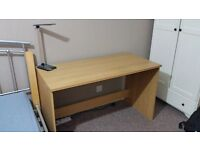 Walton Office Desk-Oak Effect