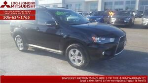 2011 Mitsubishi Outlander LS 4WD FOR ONLY $133/BW