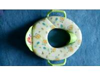 Potty toilet training seat