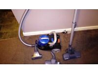 Hoover Blaze Cylinder vaccum cleaner complete with accessories