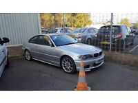 Bmw e46 318ci msport 94000 bargain