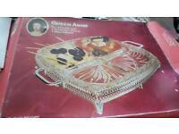 Queen Anne serving dish
