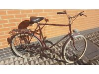 Vintage Raleigh Connosiuer Cycle