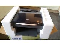 Epson Stylus DX4000 Copier, Printer and Scanner Needs Cartridges and no USB lead
