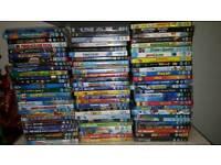 80 Kids DVDs
