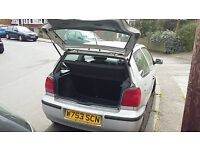 VW Polo For Sale - For Parts or to Be Towed to Fit new alternator £125