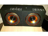 Edge sub in audio & stereo equipment for sale