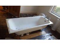 Cast Iron Bath - Free - Needs picked up