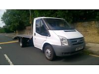 "2007 ""57"" Reg Ford Transit T350 100 Recovery Truck ~ Brand New Beavertail body ~ No Vat ~ Px /swap"