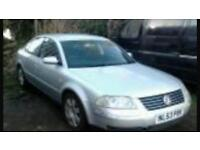 Volkswagen Passat 2003 1.9 tdi 6 speed for parts