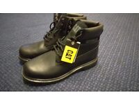Cat boots size 10 new