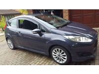 ford fiesta 1.0 eco boost.