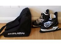 Bauer Supreme One20 Ice Hockey Skates - Size 8 Men's