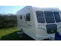 2010 bailey olympus 462 2 berth caravan