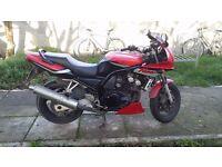 Yamaha FZS600 Fazer 2000 for sale