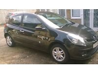 Renault Clio 2007 1.4 dynamique 3 door hatchback