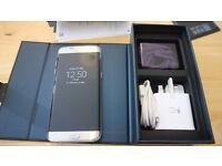 Samsung galaxy s7 edge 32gb silver titanium