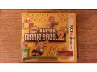 New Super Mario Bros 2 for Nintendo 3DS. New + Sealed!