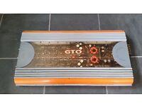 JBL GTO 6000 67 channel amp 1100w