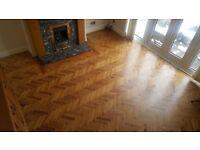 Original parquet flooring 12m2