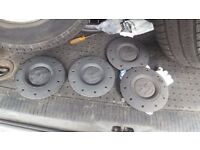 vw t 5 transporter wheel caps and bolts