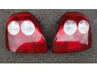 MR2 MK3 Roadster F/L Rear lights
