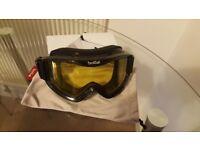 Bolle ski goggles