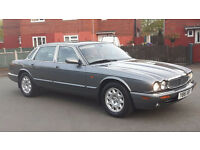 Very rare 2002 Jaguar XJ8 SE V8 ,stunning condition, low mileage ,one of the last ever made