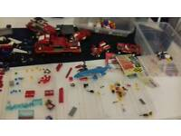 Large Bundle of Lego+figures