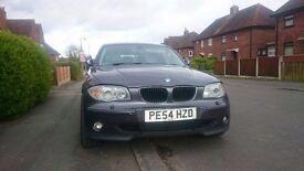BMW Series 1 120D M sport