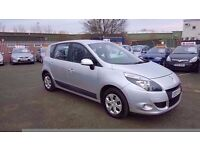 RENAULT SCENIC 1.5 DCI EXPRESSION 6 SPEED 5 DOOR 2010 / 72K MILES / SERVICE HISTORY HPI CLEAR 2 KEYS