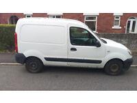 0bd7cf3d44 Renault Kangoo van for sale spares or repair £300 previous good runner  needs fuel pump