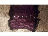 4 corsets