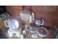 Kenwood multi chef professional food mixer and processor