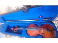 4/4 full size stentor 1 violin with bow and case DEAL!!!