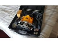 JCB D-PR12 Router - Brand New - Never Been out of Box.