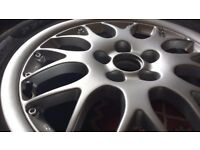BBS RXII Anniversary Alloy with brand new Tyre
