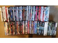 70 DVDS + 7 box sets