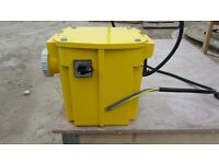 230/110, 50Hz AIRLINK Safety Isolating Transformer