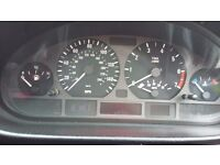 BMW E46 2002 318i 2.0 BREAKING INSTRUMENT CLUSTER SPEEDO ONLY