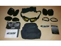 ESS protective goggles