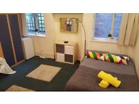 BIG DOUBLE ROOM AVAILABLE NOW IN KILBURN! REF: 279c