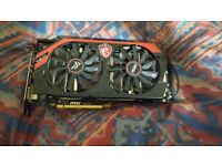MSI AMD Radeon R9 280X GAMING 3G TwinFrozr (3072 MB) GPU